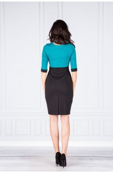 18-01 - ZURI- daily/casual dress (checked)