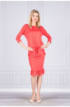 53-01 JOANNA blouse (pastel pink)