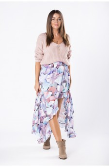 46-03 SILVIA blouse (light pink)