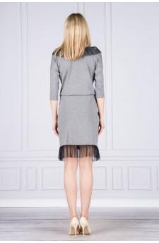 80-01 SAVA universal and comfy dress (dots)