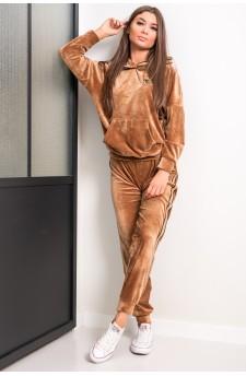 70-01 OLGA dress with tied sleeves s(BLACK)