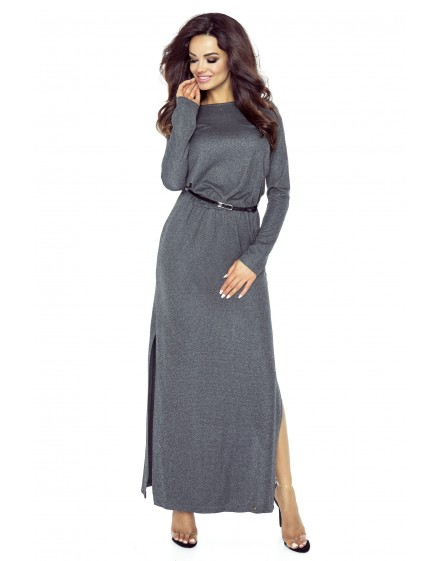 72-03 Tonia dress that will hide all your imperfections(GREY DARK FLASH)