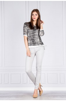 Alice - wygodna bluza casual