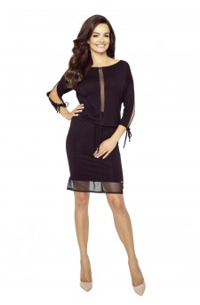 82-02 VARIA universal and comfortable dress(BLACK)