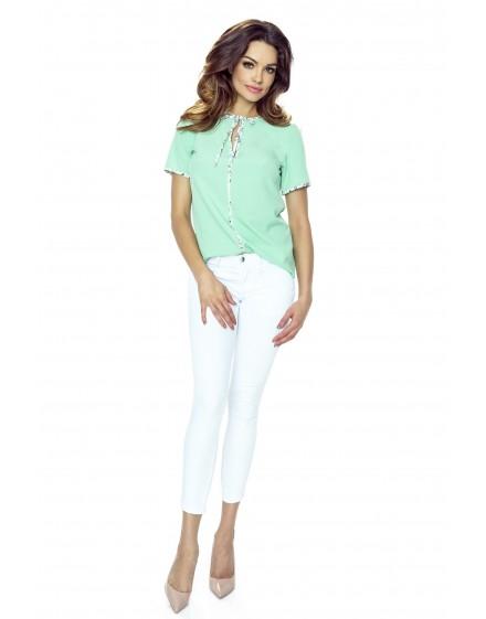53-02 JOANNA blouse (mint)