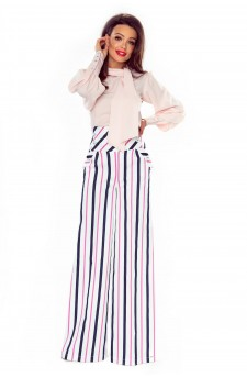 Eye-catching palazzo pants