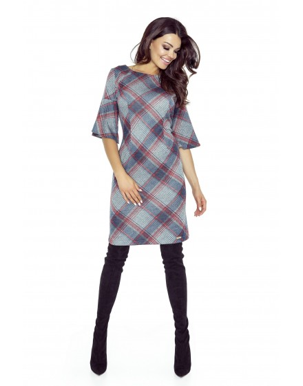 71-03 LISA classic and comfy dress(GRILLE JEANS)